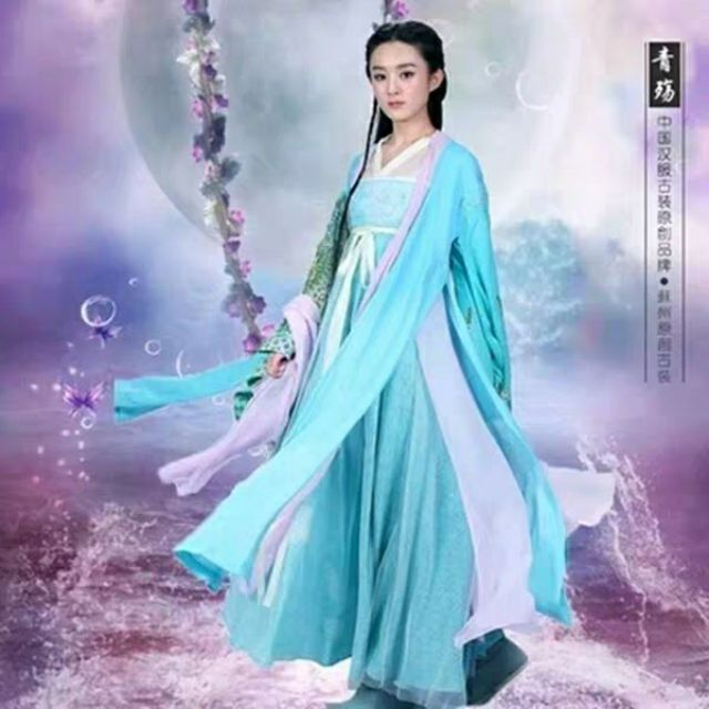 Hình ảnh Hán phục cosplay Hoa Thiên Cốt-6