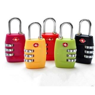 Khóa thông thường Khóa hàng du lịch TSA335 Khóa mật khẩu thể dục Khóa túi hành lý , ổ khóa, khóa tủ, khóa du lịch thumbnail