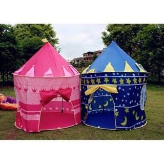 Lều hoàng tử – công chúa cho bé