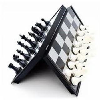 Cờ vua nam châm,bộ đồ chơi cờ vua nam châm,DO CHOI CO VUA