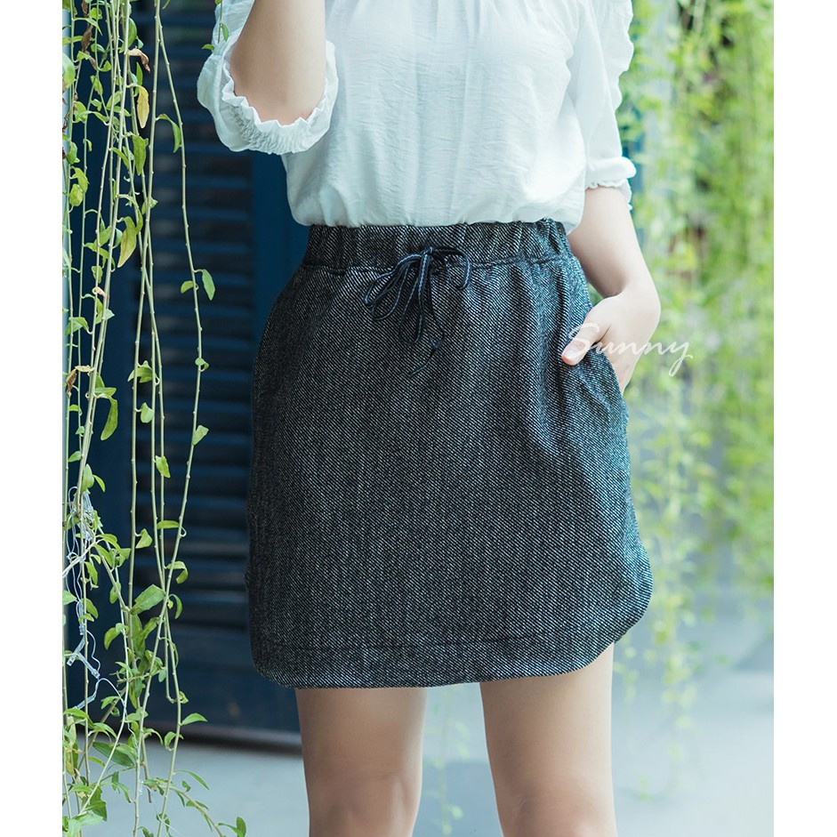 1061847372 - Chân váy lưng thun Kims - vn180001