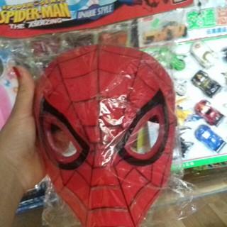 Mặt nạ siêu nhân nhện hanhshop21