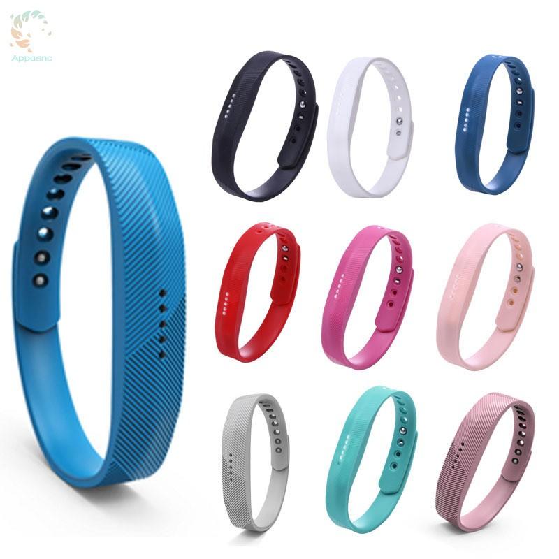 [BEST] Silicone Sport Wrist Band Strap Bracelet Accesories For Fitbit Flex 2 Smart Watch