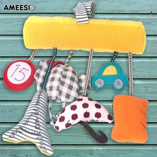 🔅🔆AMEESI Baby Trolley Safety Seat Bed Bell Pendant Educational Toy