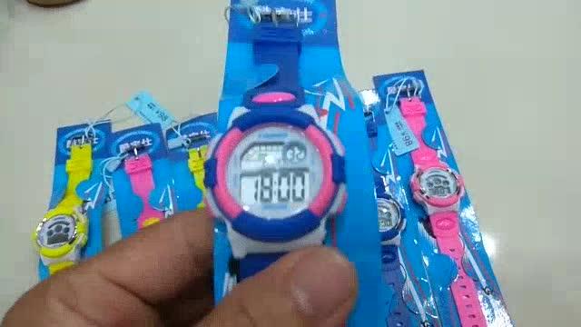 Đồng hồ bé gái Coobos 0916 - Tặng Pin - Cam kết hình thật