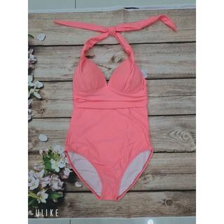 Bikini, bộ bơi liền thân húi ngực rộng rãi màu, hàng xuất dư hàng hiệu, cực tôn dáng – EVA cửa hàng
