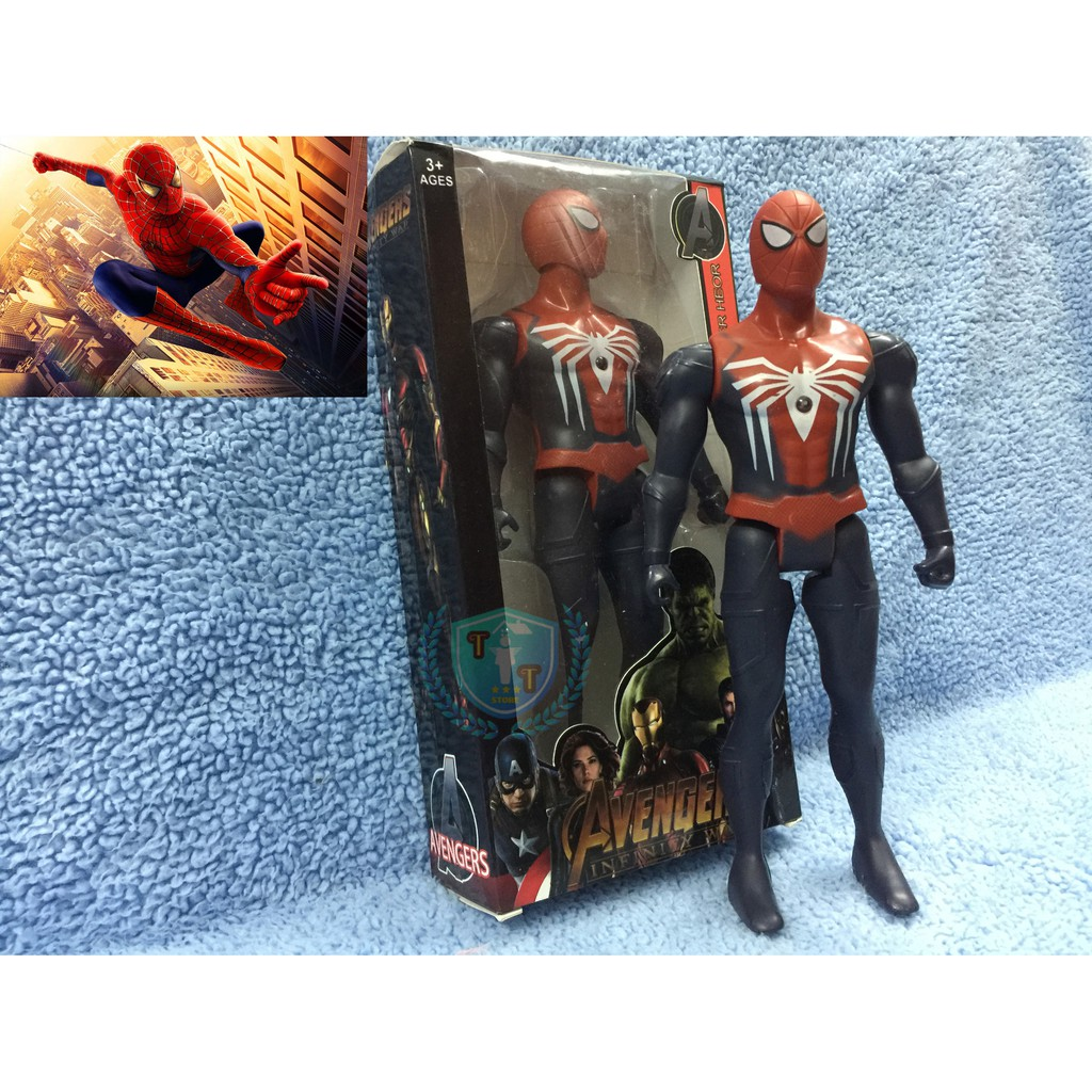 Đồ chơi mô hình các nhân vật siêu anh hùng Avengers cho các bé sưu tập