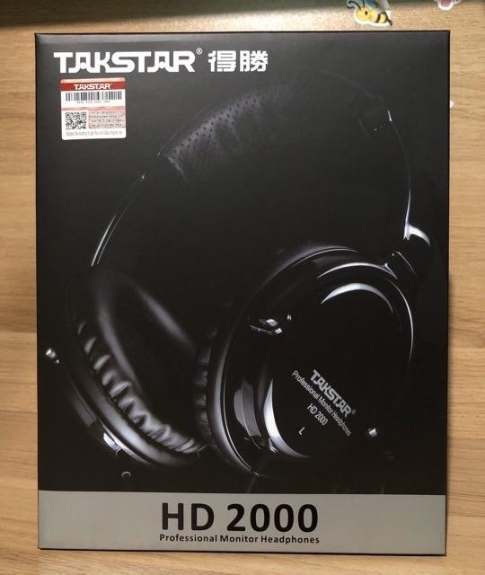 [Mã SKAMA07 giảm 8% đơn 250k]Tai Kiểm Âm Chuyên Nghiệp HD2000-chính hãng bh 12 tháng