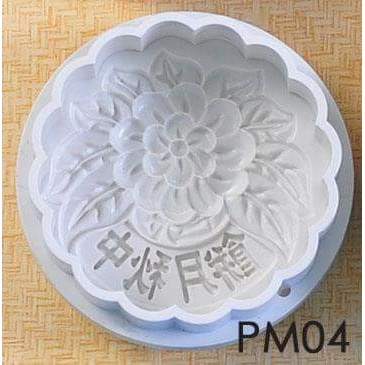 Khuôn bánh Singapore hoa 150g