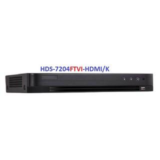 [HDS-7204FTVI-HDMI K] Đầu ghi hình HYBRID TVI-IP 4 kênh HDPARAGON HDS-7204FTVI-HDMI K thumbnail
