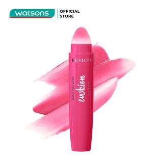 Son Bông Revlon Kiss Cushion Lip Tint 4.4ml . 320 Sweet Coral thumbnail