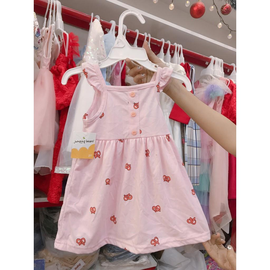 Đầm bé gái VNXK- 2 DÂY