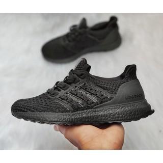 (Ảnh thật) Giày ultraboost 5.0 Nữ full đen cực cao cấp