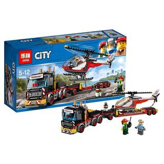 Bộ lego xếp hình Friends 02094 – Xếp hình vận tải hạng nặng