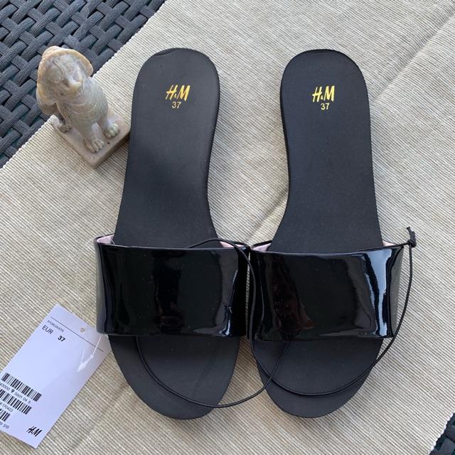 🔺พร้อมส่ง🔺 รองเท้าแตะแบบสวม by H&M ของแท้ 💯%