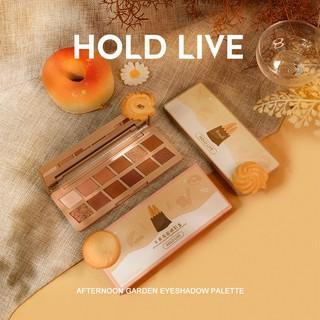 [ HOLD LIVE ] Bảng Phấn mắt 12 Ô Màu HOLDLIVE Afternoon Garden Eyeshadow Palette HL470 thumbnail