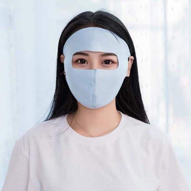 Khẩu trang chống tia UV, chống bụi Ninja