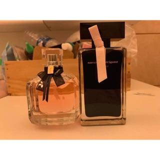 Nước hoa Tester Narcisso Rodriguez edt 90ml và Yves Saint Laurent Mon Paris edp thumbnail