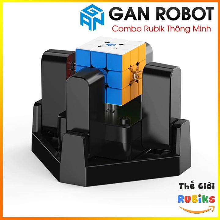 GAN Robot + Rubik GAN 356 i2 + GAN i Cary + GAN356 i Play 2 – GAN Intelligent Combo