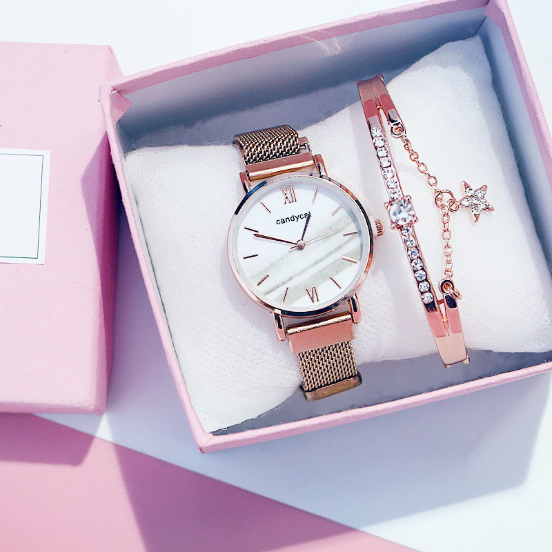 Đồng hồ thời trang nam nữ cực đẹp Helen DH34