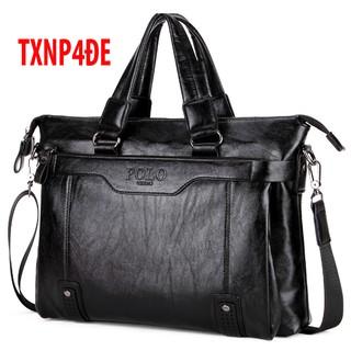 Cặp Xách Laptop Nam Công Sở Polo Cao Cấp – TXNP4