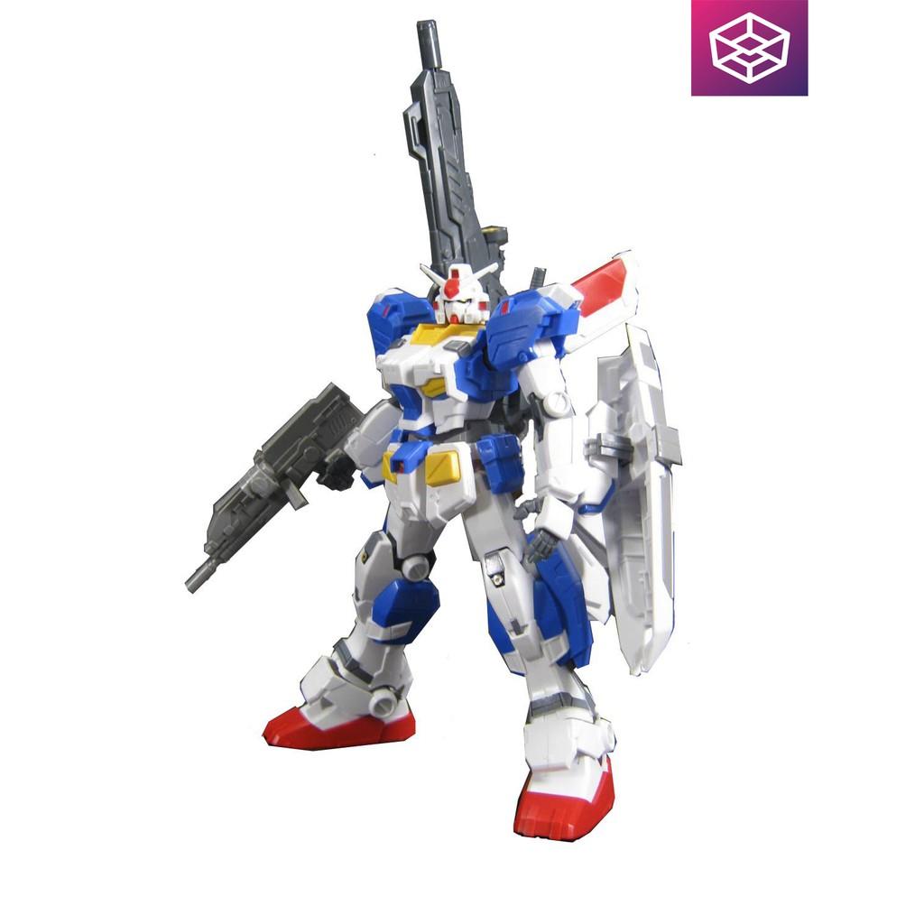 Mô Hình Lắp Ráp Bandai High Grade FA-78-3 Full Armor 7th Gundam
