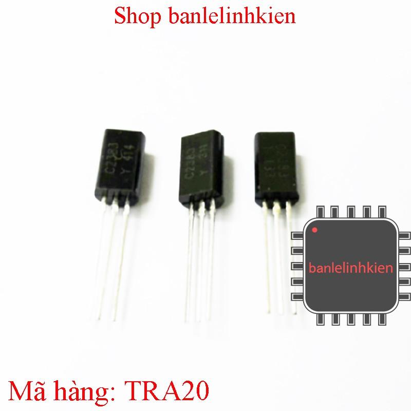 Linh kiện bán dẫn Transistor C2383 chân cắm