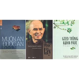 Combo Sách - 3 Cuốn Của Thiền Sư Thích Nhất Hạnh