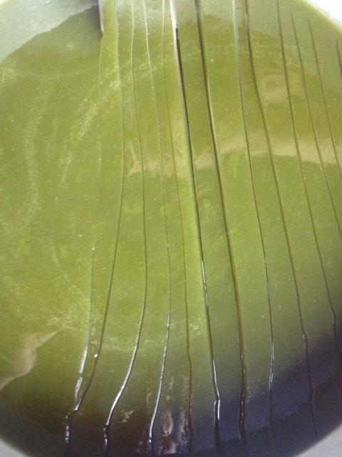Bột thạch găng xanh loại 1 (100g)