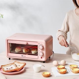 ( Hàng order) Lò nướng bánh mini Bear 11L hồng pastel thumbnail
