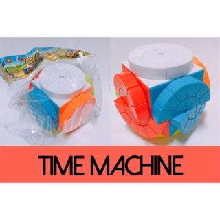 Time mechine 2×2 stickerless