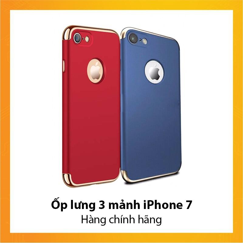 Ốp lưng 3 mảnh iPhone 7 - Hàng chính hãng