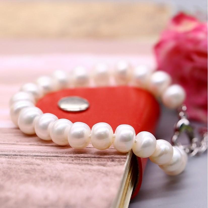 Lắc tay nữ bằng bạc có hạt ngọc quyến rũ L0408 - 15361342 , 1672407045 , 322_1672407045 , 618800 , Lac-tay-nu-bang-bac-co-hat-ngoc-quyen-ru-L0408-322_1672407045 , shopee.vn , Lắc tay nữ bằng bạc có hạt ngọc quyến rũ L0408
