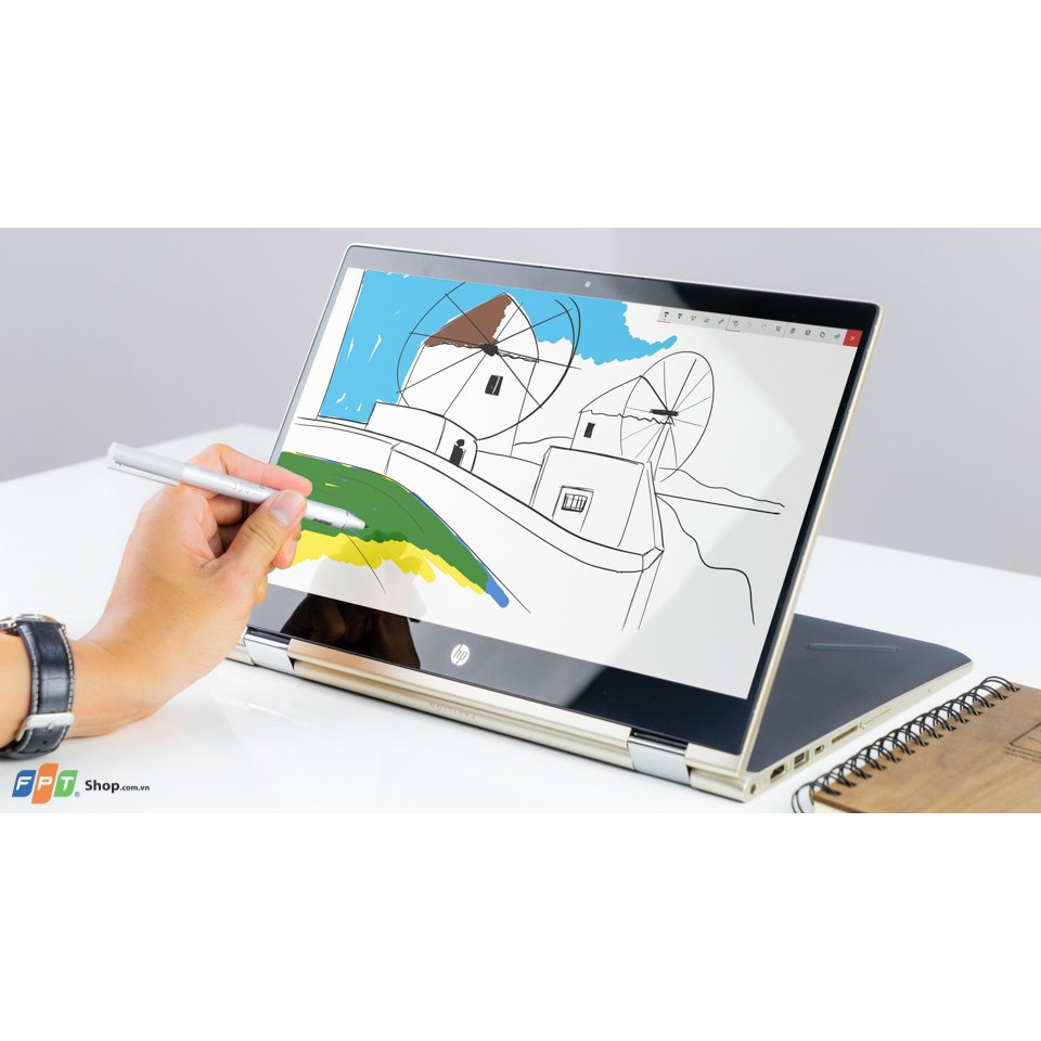 Hp X360 Laptop 2 trong 1 màn cảm ứng
