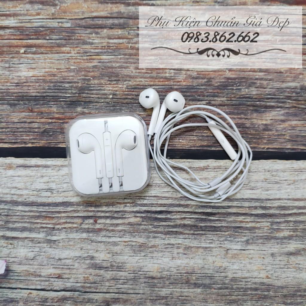 [Rẻ Vô Địch] Tai nghe Iphone 6 Plus zin bóc máy ( hàng chính hãng ) bảo hành 3