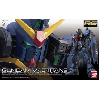 Mô hình lắp ráp Gundam RG 1/144 Mk2 Titan