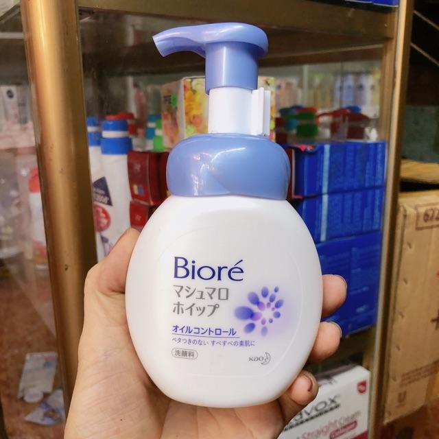 Sữa rửa mặt tạo bọt Biore Moister 150ml – kiểm soát nhờn - 14474260 , 2099224714 , 322_2099224714 , 130000 , Sua-rua-mat-tao-bot-Biore-Moister-150ml-kiem-soat-nhon-322_2099224714 , shopee.vn , Sữa rửa mặt tạo bọt Biore Moister 150ml – kiểm soát nhờn