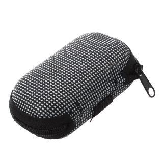 Black White Dotted Cover Case Holder for Folding Presbyopic Reading