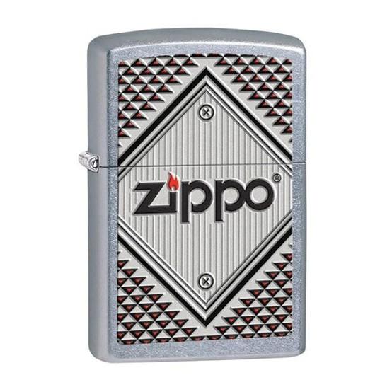 Bật Lửa Zippo Red And Chrome
