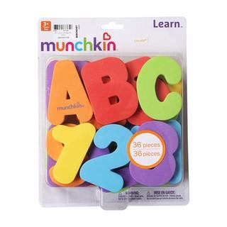 Bộ chữ số bằng xốp Munchkin