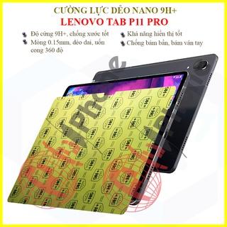 Dán cường lực dẻo nano Lenovo Tab P11 Pro
