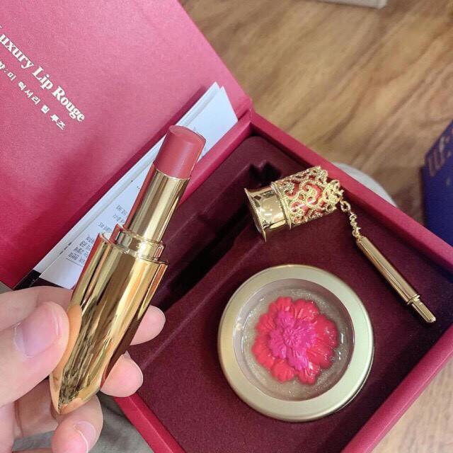 set son Whoo hoàng cung luxury lip rouge #88 Màu mới cam đất   Shopee Việt  Nam