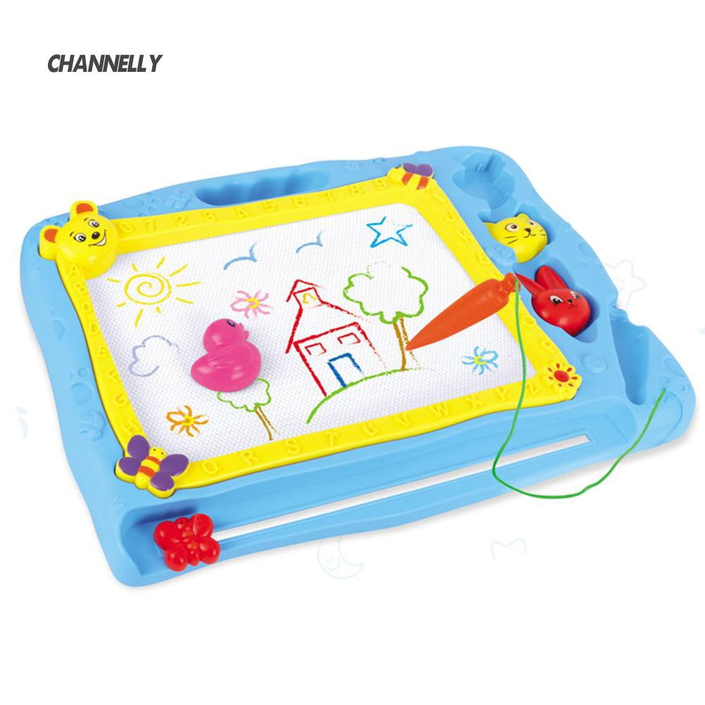 ■Cy Educational Magnetic Writing Paint Sketch Graffiti Pad Drawing Board Kid Toy