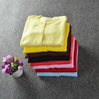 Áo khoác len cardigan siêu mềm cho bé