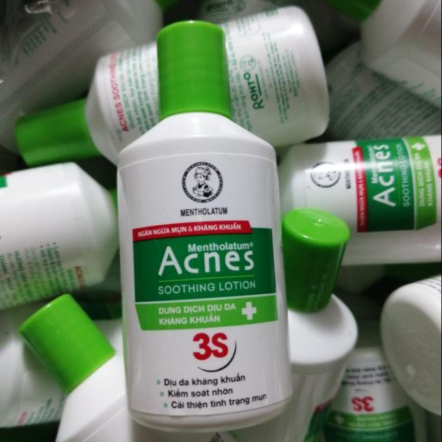 Dung dịch dịu da, kháng khuẩn Acnes