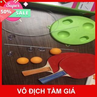 hcm- HCM- Đồ chơi bóng bàn tập phản xạ tốt cho bé