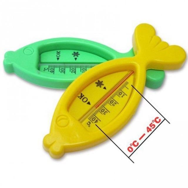Nhiệt kế đo nhiệt độ nước tắm an toàn cho bé hình cá