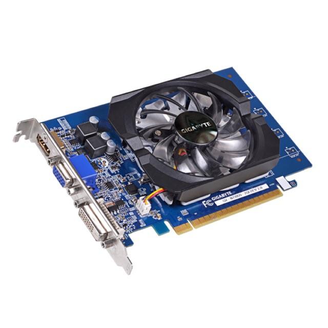 [SALE 10%] Card màn hình VGA Gigabyte GV-N730D5-2GI (rev. 2.0) ( GT 730, 2048MB GDDR5, 64 bit, PCI-E