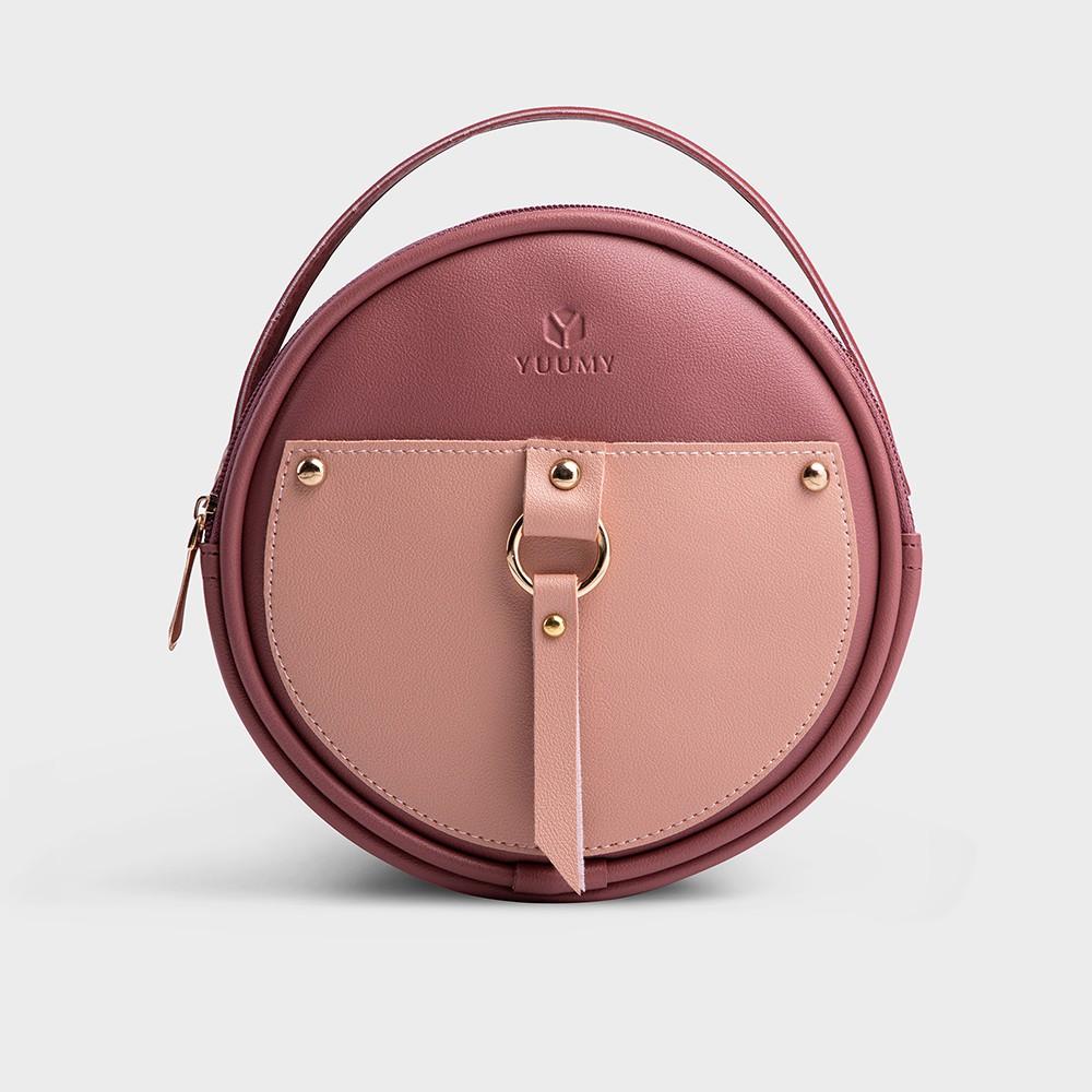 Túi đeo chéo nữ thời trang YUUMY YN65 nhiều màu