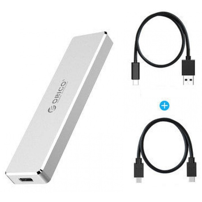 [Mã 267ELSALE hoàn 7% đơn 300K] Box chuyển M.2 PCie sang USB 3.1 ORICO PVM2-C3